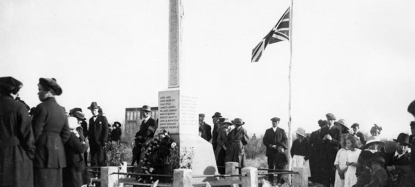 Remembrance Day: Commemorating the fallen through place names
