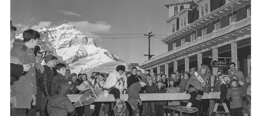 """""""Sour grapes"""": The Banff Winter Carnival Queen Scandal of1955"""